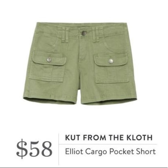 56ff9ee309 Kut from the Kloth Shorts | Stitch Fix Kut From The Cloth Elliot ...